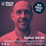 Rainer Berak - Project A Ventures